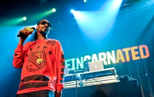 Snoop Dogg aka Snoop Lion (photo @ Manuel Nauta)